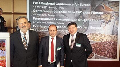 Conferința Regională FAO pentru Europa din Antalya