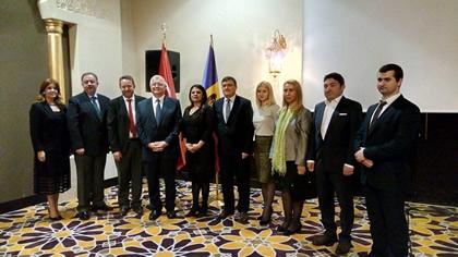 """Lansarea proiectului """"Moldova Cinematografică"""""""